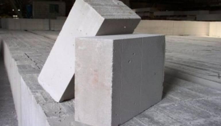 Ячеистом бетоне купить бетон марки 300 в краснодаре
